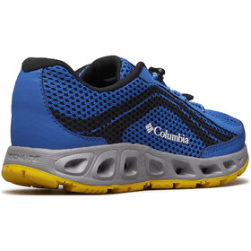Columbia Drainmaker IV Kengät Lapset, stormy blue/deep yellow